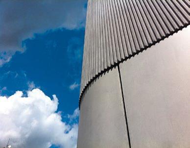 façade épinettes